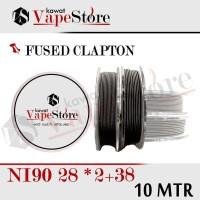 FUSED CLAPTON NI90 28*2+38 |GROSIR 10 METER