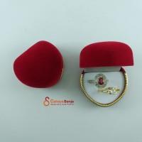 ORIGINAL Tempat cincin sepasang / Kotak Cincin Tunangan Couple Love