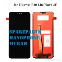 LCD TOUCHSCREEN HUAWEI HONOR P20 LITE NOVA 3E ORIGINAL NEW