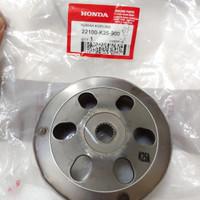 Mangkok Ganda Beat Fi Scoopy Fi Non Esp Original Honda K25-900
