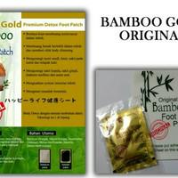 100% ASLI KOYO BAMBO GOLD ORIGINAL KOYO KAKI 1 PASANG KANAN KIRI