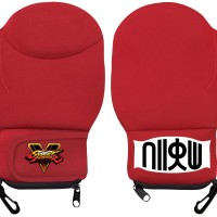 Street FIghter Ryu Glove / Dompet Sarung Tinju Street Fighter V Ryu