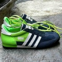 SEPATU CASUAL ADIDAS DRAGON FOR MAN WARNA IJO HITAM