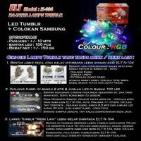Lampu Natal Hias LED RGB