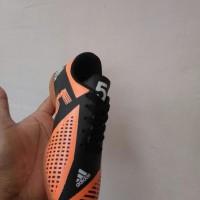 New Sepatu Futsal Anak Adidas Messi Nemeziz Sol Ori - Perak, 38