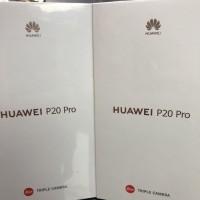 Huawei P20 Pro 6/128 GB - Garansi Resmi Huawei Indonesia