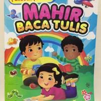 Buku Mahir Baca Tulis Untuk Anak TK/SD Kelas 1
