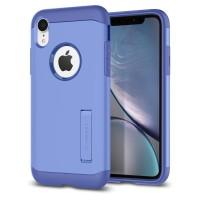"""Spigen iPhone XR 6.1"""" Case Slim Armor Violet (ORIGINAL)"""