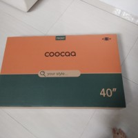 [Ready] Garansi Resmi - New 40 inch Full HD LED TV Coocaa 40D5A