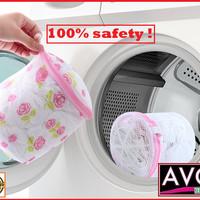 Laundry Bra Bag Kantong cucian pelindung BH dan Celana Dalam praktis