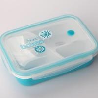 [KOTAK415] Lunch Box Kotak Makan Sup Yooyee 4 Sekat bento kotak bekal