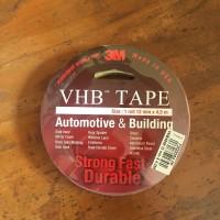 DOUBLE TAPE FOAM VHB 4900 12 mm X 4.5 MTR 3M - 7200046
