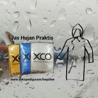 Jas Hujan Plastik Sekali Pakai - Minimal 12 pc