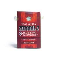 Walatra Zedoril 7 mengobati kanker