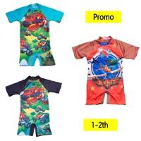 Promo baju renang bayi - anak 1-2 tahun