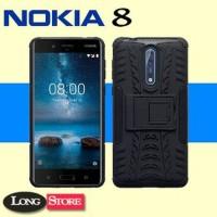 Promo Shock proof case Nokia 8 - nokia 8 case premium