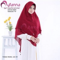 Khimar Aisyah By Myfanna