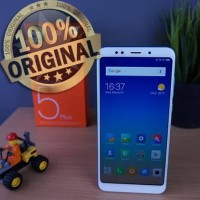 Xiomi Xiaomi Redmi 5 Plus 4gb Ram 64 Internal Garansi Resmi 1th