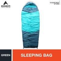 Eiger Lake Side Sleeping Bag - Green