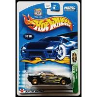 Hotwheels 2003 Muscle Tone TH Super -Black- Limited