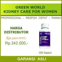Kidney Care For Women Green World
