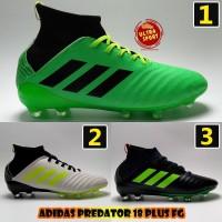 Sepatu Sepak Bola Adidas Predator 18 plus FG