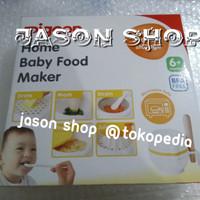 Set Baby food maker pigeon/Set peralatan makan bayi pigeon 6+