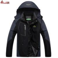 Jual murah UNCO&BOROR plus size L~7XL 8XL Winter Jacket Men Thick