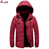 Jual murah UNCO&BOROR new Warm Winter Jacket Men plus size 6XL 7XL