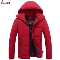 Jual murah UNCO&BOROR Winter Jacket Men plus size 7XL 8XL Cotton-P
