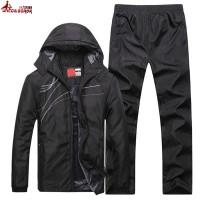 Jual murah UNCO&BOROR winter jacket men Fashion thicken fleece war