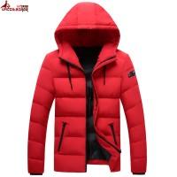 Jual murah UNCO&BOROR Winter Jacket Men 6XL 7XL 8XL Cotton-Padded