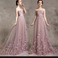wedding dress lily