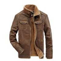Jual murah Autumn and Winter New Fashion men's jacket men's warm l