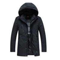 Jual murah Casual fashion parkas New arrival winter long jacket co
