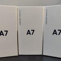 Samsung Galaxy A7 2018 4/64 - Garansi Resmi Samsung Indonesia - Hitam