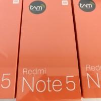 Xiaomi Redmi Note 5 RAM 6GB (6/64) - Garansi Resmi TAM