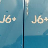 Samsung Galaxy J6 Plus 3/32 - Garansi Resmi Samsung Indonesia