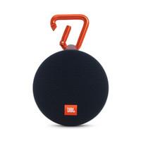 JBL Clip 2 Portable Bluetooth Speaker - Black