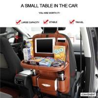 Meja Dalam Mobil Organizer Gantungan Tempat Jog Mobil Tas Penyimpan