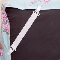 sheet grippers pengait ujung ranjang 1 set isi 4 agar sprei lebih rapi