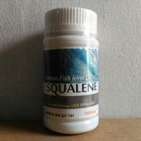Squalene / Salmon Fish Liver Oil - Minyak Hati Ikan Salmon