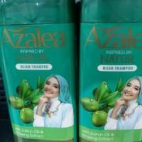 Natur Shampo Azalea Hijab Anti Dandruff 180 ml