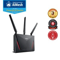 Asus RT-AC86U Wireless AC 2900 Mbps Dual Band Router