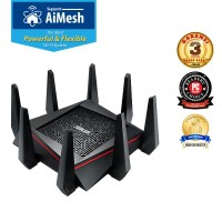 Asus RT-AC5300 Wireless AC 5300 Mbps Tri Band Gigabit Router