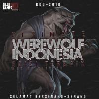 WEREWOLF CARD GAME (35 Players) Bahasa Indonesia