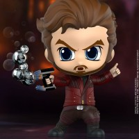 Hot Toys Cosbaby COSB495 Star-Lord (Bubble Blaster Version)