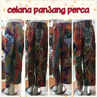 celana panjang batik perca