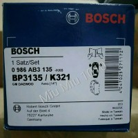 Kampas Rem Depan Chevrolet Spin / All New Avio 2014- Bosch Original