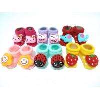 3D Baby Socks - Kaos kaki 3D Bayi Hello Kitty Flower Animal Girl